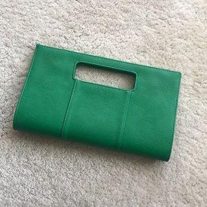 Green Clutch Purse